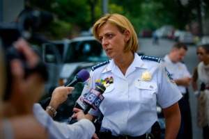 Chief Cathy Lanier