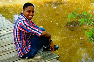 Jessica Young is a new assistant professor of health studies.