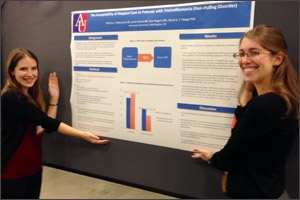 Martha and Jamie at ABCT 2013 Nashville