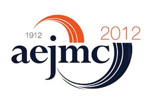 AEJMC 2012 logo
