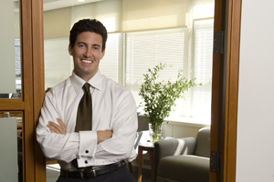 Andy Block, SPA/BA '03, Alumni Board member