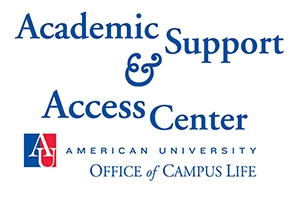 The new Academic Support and Access Center.