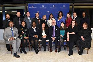 2018 Alumni Board members