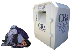 Community Recycling Clothing