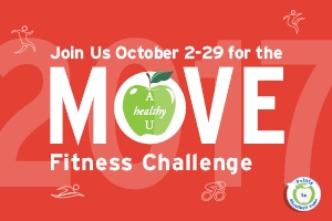 Join Us October 2 - 29 for the MOVE Fitness Challenge