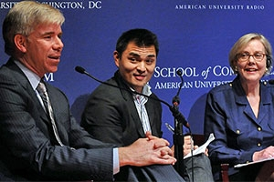 SOC American Forum David Gregory