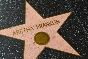 Hollywood star of Aretha Franklin.