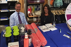 Athleta Book Signing