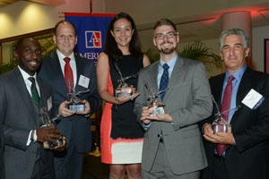 2013 Alumni Award Winners