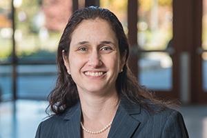 Distinguished Scholar in Residence Nora Bensahel
