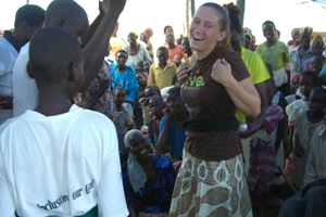 Alexis Nadin, SIS/SPA/BA '10, blogged her way through East Africa for GlobalGiving while studying abroad in the spring and summer of 2009.