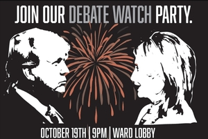Image of 10-19 Debate Watch Party