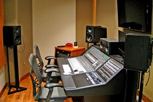 Post Production Editing Suite