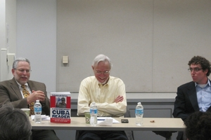 Panel discussion on A Contemporary Cuba Reader