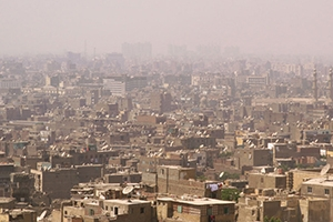 Urban Inequality: The Case of Cairo | American University School of Public Affairs is co-hosting this event in November 2015