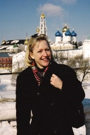 Caralyn Bushey headshot in Russia