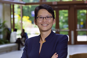 Dr. Christine Chin, Dean of AU's School of International Service