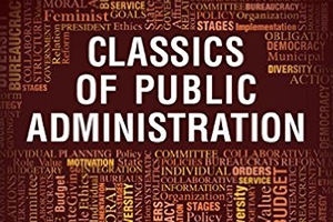 Classics of Public Administration 8th Edition Cover