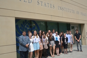 Community of Scholars 2015 at at the United States Institute of Peace