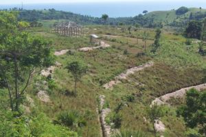 contour canals in Haiti