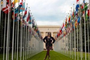 Washington Semester Intern Jasmine Hernandez