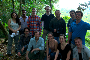 Practicum Group in Costa Rica