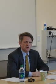 Assistant Secretary of State Countryman discusses US nonproliferation efforts.