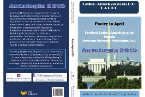 The cover for Antologia 2015