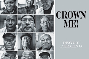 Cover art from MA student Peggy Fleming's book Crown Me! (Courtesy: Peggy Fleming)