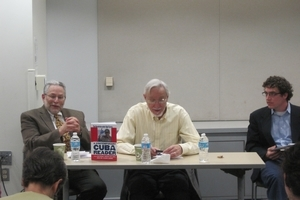 American University Professors discuss updated edition of book A Contemporary Cuba Reader: The Revolution under Raul Castro