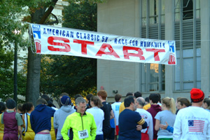 American Classic 5K - Race for Hummanity