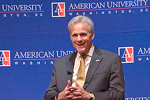 Photo: Israeli Ambassador to the U.S. Michael Oren