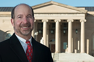 Jon Gould, principal investigator, Wrongful Convictions Study Photo by Jeff Watts, American University