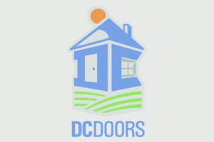 DC Doors Logo (House)
