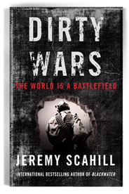 Book cover, Dirty Wars