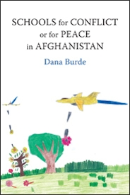 Schools for Conflict or for Peace in Afghanistan (book cover)
