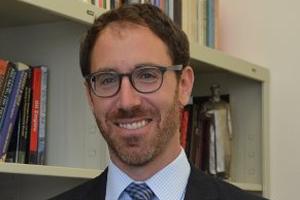 Associate Professor Keith Darden (copy)