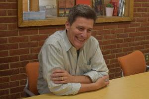 SIS professor David Simpson.