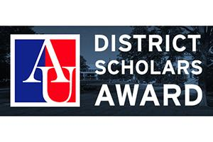 Logo of District Scholars Award