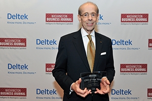 Don Myers Receives CFO Lifetime Achievement Award