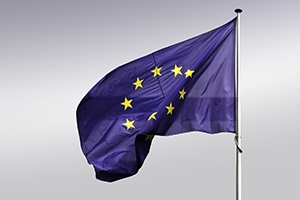 European Union flag.