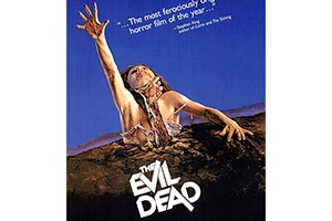 Evil Dead is one of the the horror films to make professor Kyle Brannon's top ten list.