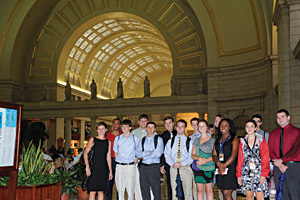 FSE 2011 at Union Station