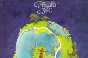 Album art from Yes albume Fragile
