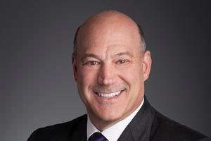 Headshot of Gary Cohn