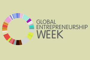 Global Entrepreneurship Week emblem