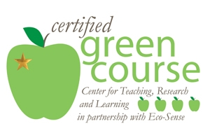 Green Teaching Certificate Logo