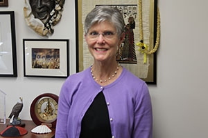 Gail Short Hanson, Ph.D. Vice President of Campus Life