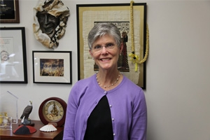 Retiring VP of the Office of Campus Life at American University
