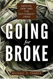 Book cover for Going for Broke